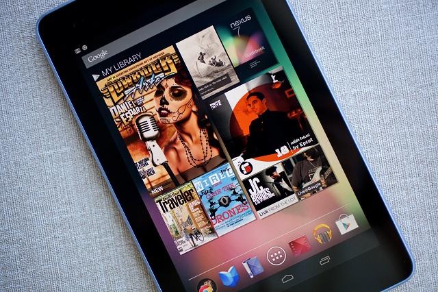 7nex1 Hardware Review: Asus Google Nexus 7 Android Tablet
