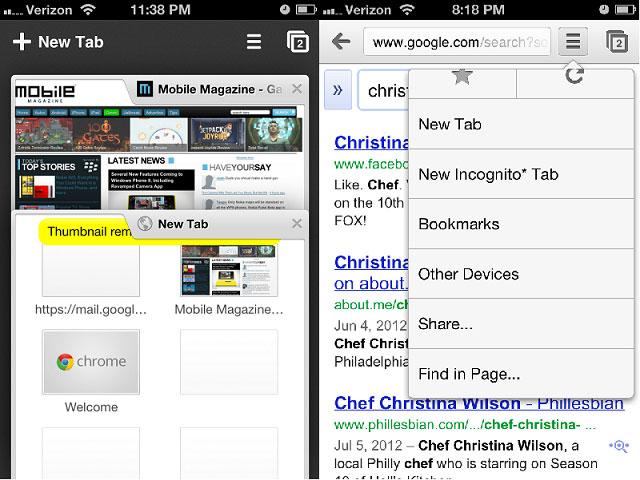chrome-ios-1 App Review: Google Chrome for iOS