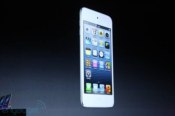 itouch The new iPod Touch is Here, Sports the A5 Chip