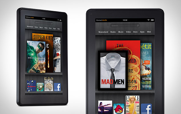kf New Kindle Fire, gets twice the memory and drops to just $159