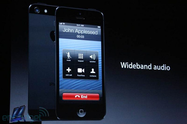 newaud iPhone 5's New HD Voice Tech Won't Come to the US at First