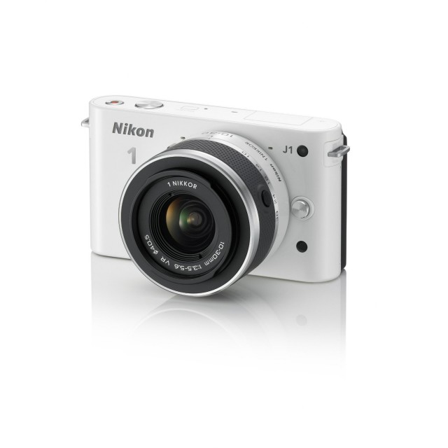 nikon-j1-1-640x640 Nikon J1 Digital Camera with Kit Lens for $200 Off
