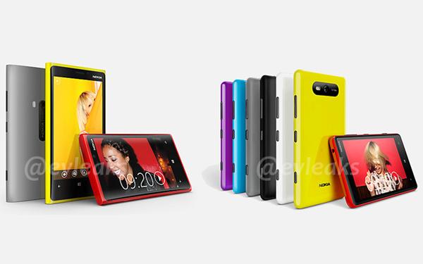 nokia_lumia Nokia's Lumia 920 Windows 8 Phone Leaked