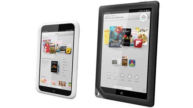 nookhd Nook HD and HD+ Announced, Finally a Worthwhile Fire Competitor?