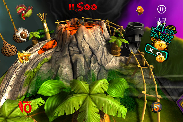 ptb2 App Review: Pin Tiki Ball for iOS