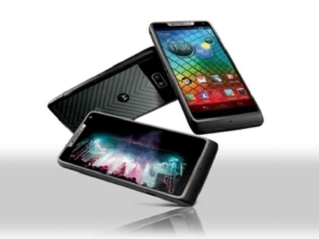 razri Motorola Officially Unveils the RAZR i, their first Intel Android smartphone