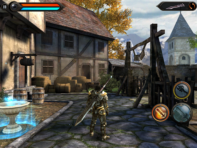 s3 Wild Blood is Gameloft's First Unreal 3 iOS Game (Full Review)