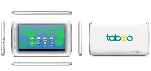 tabeo Toys R Us Preparing its Own Kid's Tablet Offering, the Tabeo