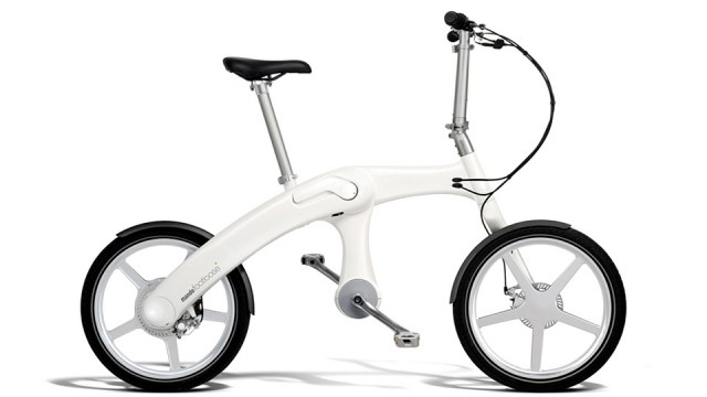 bike-640x360 Electric Bike Charges Battery Through Pedaling, Has No Chain as Well