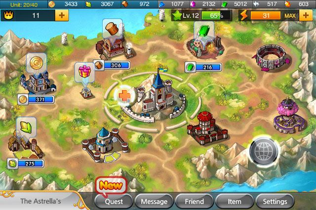 kr1 Game Review: Kingdom Royale for iPhone
