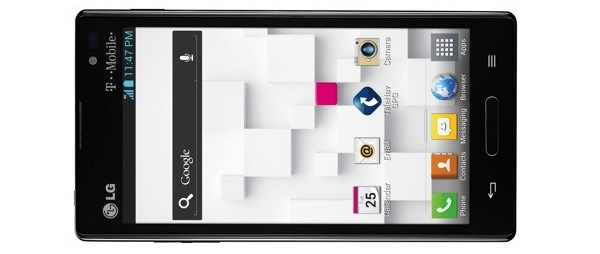 l9tmob LG Optimus L9 comes to T-Mobile