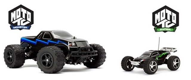 moto-cars Griffin releases two Moto RC Devices that run via your iOS Device