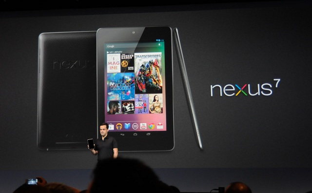 nexus-7 Ubuntu running on Nexus 7, Canonical says it is the Perfect Reference Device