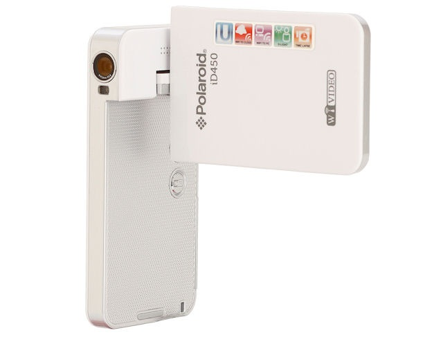 pol Polaroid iD450: Streaming, 16MP Pictures and HD Video, only $179