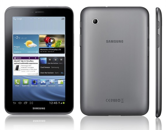 samsGALAXYtab2_7_ Updated: $50 Off Samsung Galaxy Tab 2 Android ICS Tablet