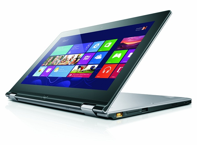 yoga Lenovo Brings on the Windows 8 Convertibles