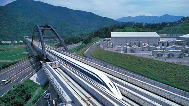 Japan-Series-Lo-Tracks-Main New Japanese Maglev Train to Reach 311 mph