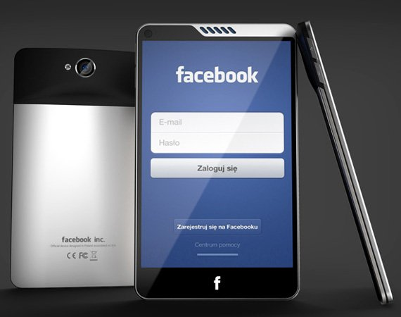 facebook-phone Mysterious HTC Smartphone Starts Up Facebook Phone Rumors Again