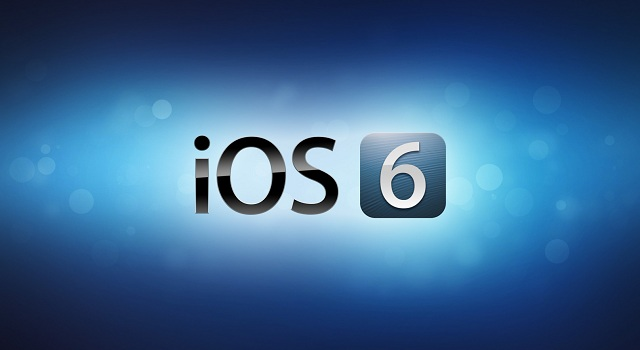 iOS-6 iOS 6.0.1 Now Available, Brings Several Bug Fixes