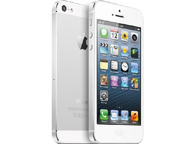 iphone5 Apple to Begin Selling Unlocked iPhone 5 Tonight
