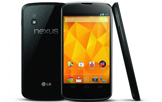 lg-phone LG Nexus 4 starts shipping today for some, back ordered for others