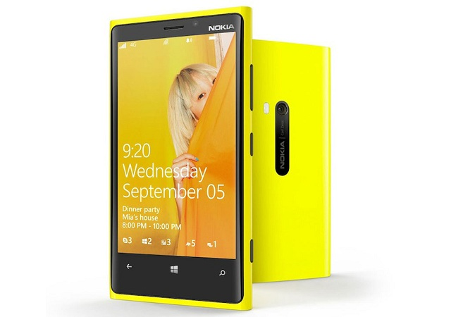 nokia-lumia-9201 Nokia Lumia 920 has Fastest Smartphone Display on the Market