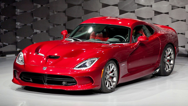 viper 2013 Viper SRT Ready for Order