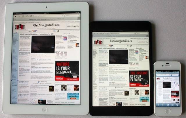 121213-ipad-640x406 iPad Mini Cannibalizing Bigger iPad's Sales