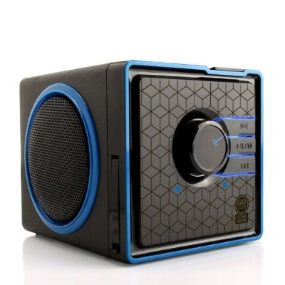 518TehotXFL._SS400_  Daily Deal: $20 off GOgroove SonaWAVE3 Portable Stereo Speaker