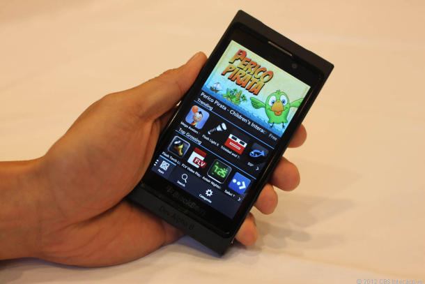 RIM-bb10 Blackberry 10 Handsets Will Be Stock by All Major UK Carriers