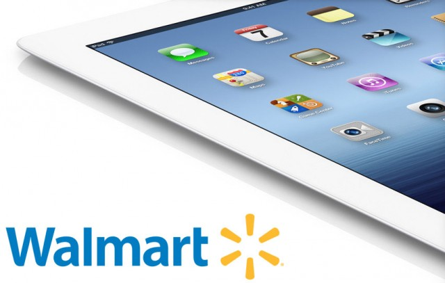 Walmart-iPad-3-640x407 Walmart and Target to Offer Bargains on Apple Products Starting Next Week