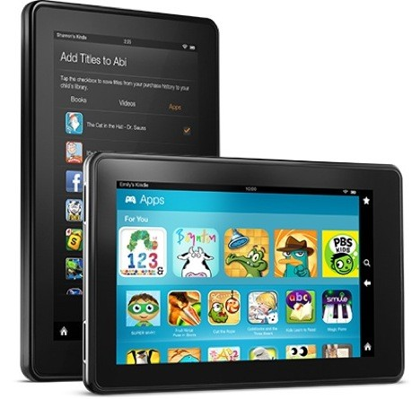 amazon-kids Amazon Kindle FreeTime gives you an Easy Way to Restrict Kid's Access