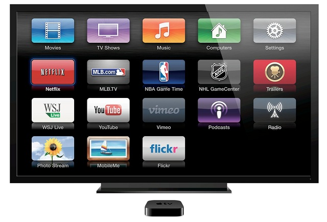 apple-tv-a Tim Cook Briefly Hints at Future Apple TV Efforts