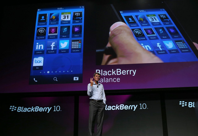 blackberry-10 Can Blackberry 10 Return RIM to Profitability?