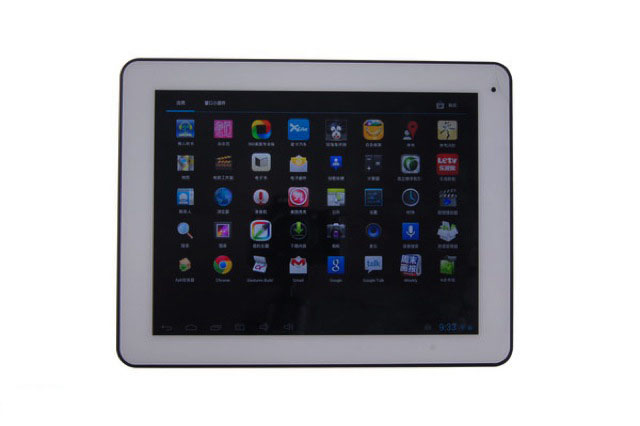 chinese retina display tablet