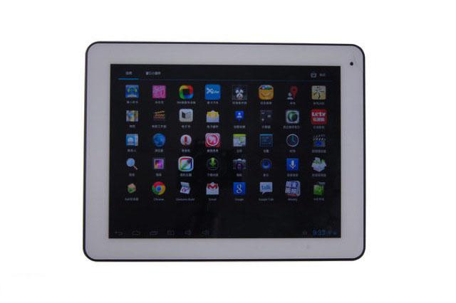 chinese-retina-display-tablet Wei Sijie 97RT Chinese tablet boasts 2GB RAM and Retina Display