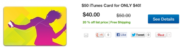 ideal-640x177 How to Get 20% off on iTunes Cards Right Now