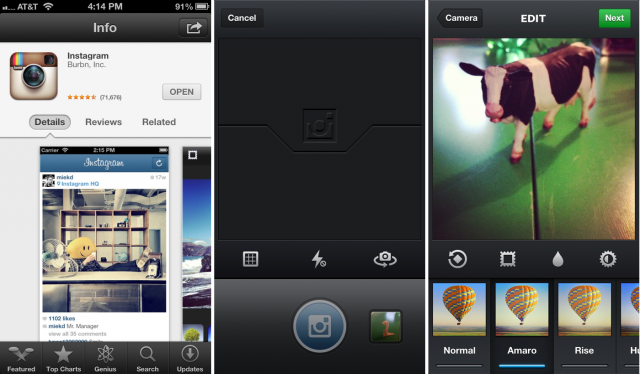 instagram-32-640x374 Instagram Releases New Update With New Filter