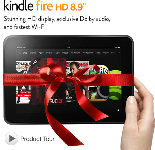 kindle-hd 12 Awesome Last Minute Gadget Deals You'll Still Get by Christmas