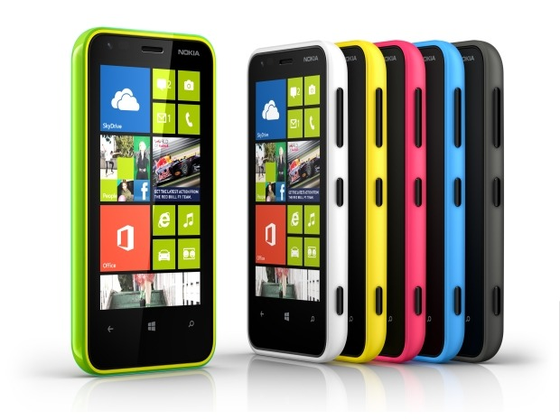 lumia-620 It's no 920, but Nokia Announces Budget-Friendly Lumia 620