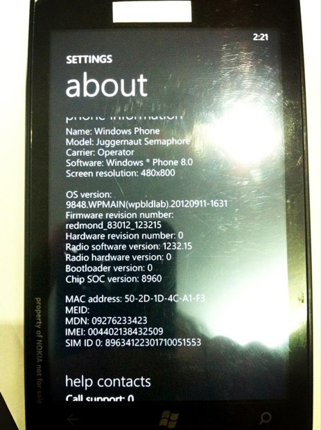 n-jugg Nokia Lumia 920 getting a Big Brother? [Rumor]