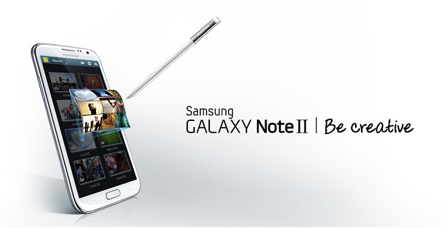 note2 Samsung Galaxy Note 2 GT-N7100 Gets Android 4.1.2 Jelly Bean Update