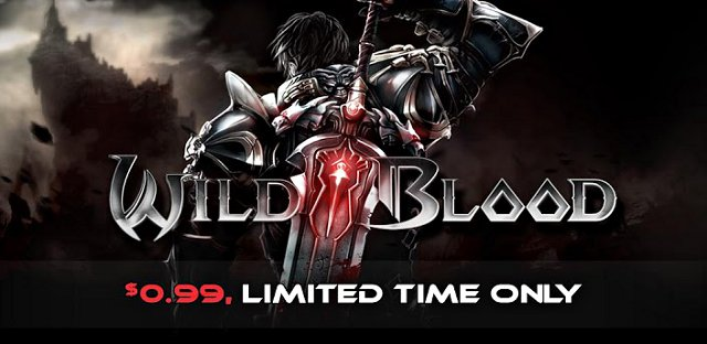 wildblood Wild Blood Price Drops to $.99 for a Limited Time