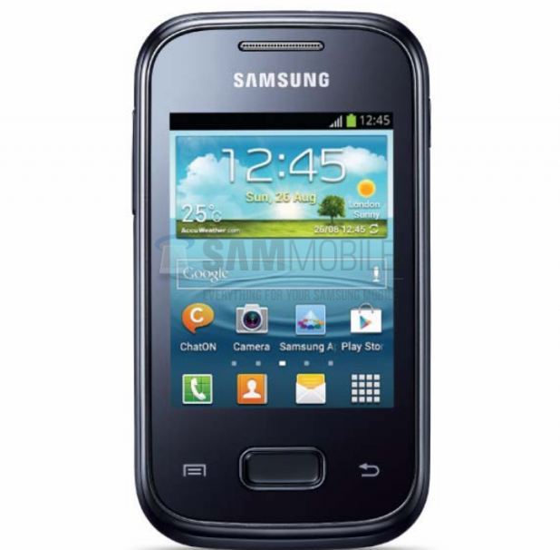 130115-samsung Samsung Galaxy Pocket Plus Mini Android Smartphone