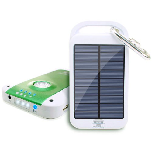 Cheap-Solar-Charger-for-smartphone Daily Deal: 64% off ReVIVE Solar Charger