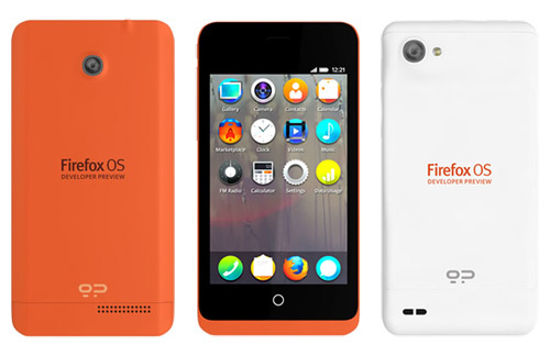 Firefox-OS Mozilla Announces Developer Preview of their Mobile Firefox OS