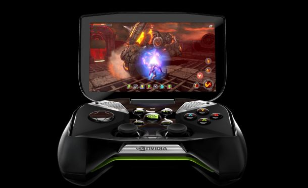 Project-Shield-by-NVIDIA Nvidia Introduces Project Shield Gaming Handheld, Features Tegra 4 Technology