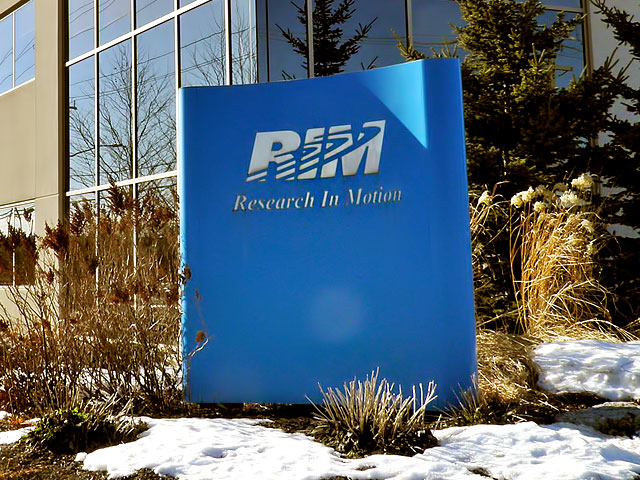 RIM RIM CEO Admits They May Consider Selling Their Hardware Division in the Future