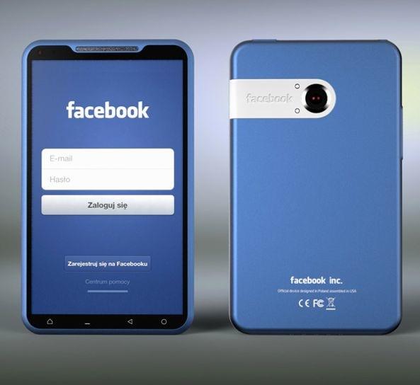 fb-phone-de Possible Facebook Phone To Be Announced Tomorrow? [Rumor]