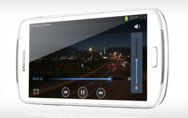 galaxy-player-640x403 Samsung is Working on a 5.8-inch Phablet